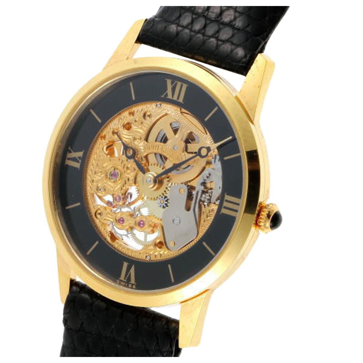 Reloj de Oro amarillo Universal Geneve