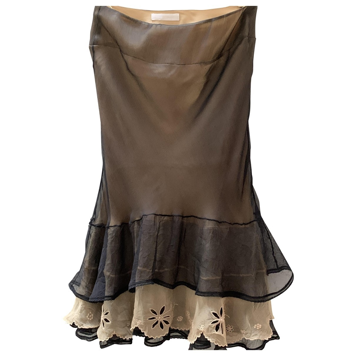 Ermanno Scervino - Robe   pour femme en soie