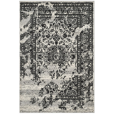 Safavieh Jacob Rectangular Rug, One Size , Silver