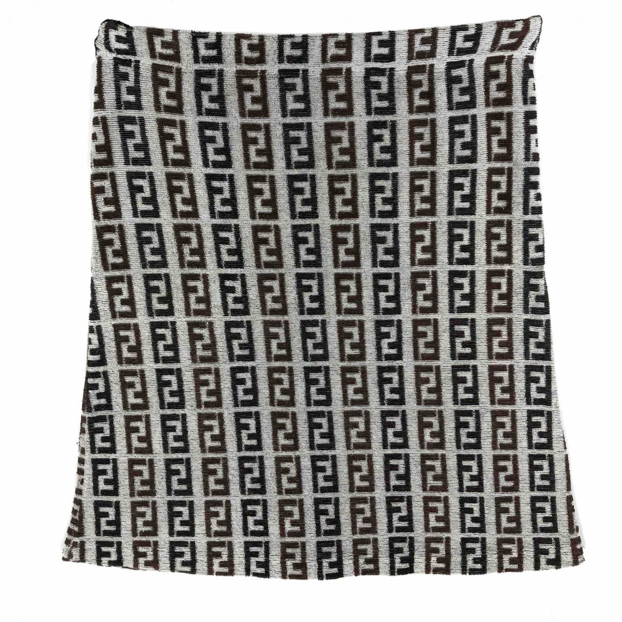 Fendi \N Cotton skirt for Women 44 IT