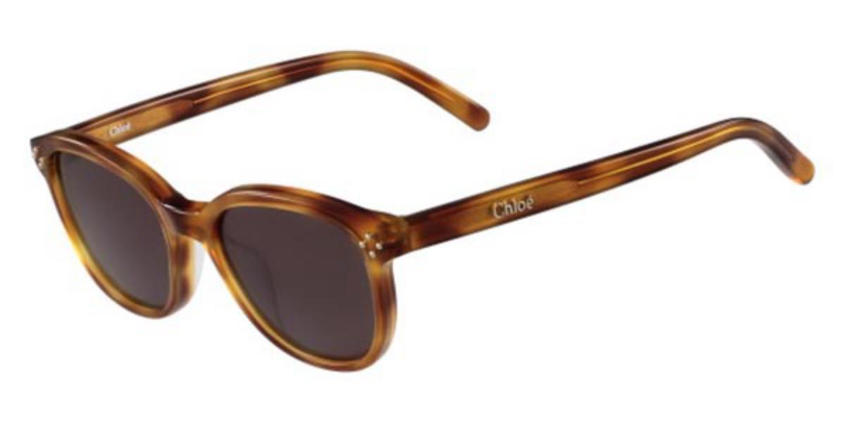 Chloe CE 3606S 725 Men's Sunglasses Tortoise Size 45
