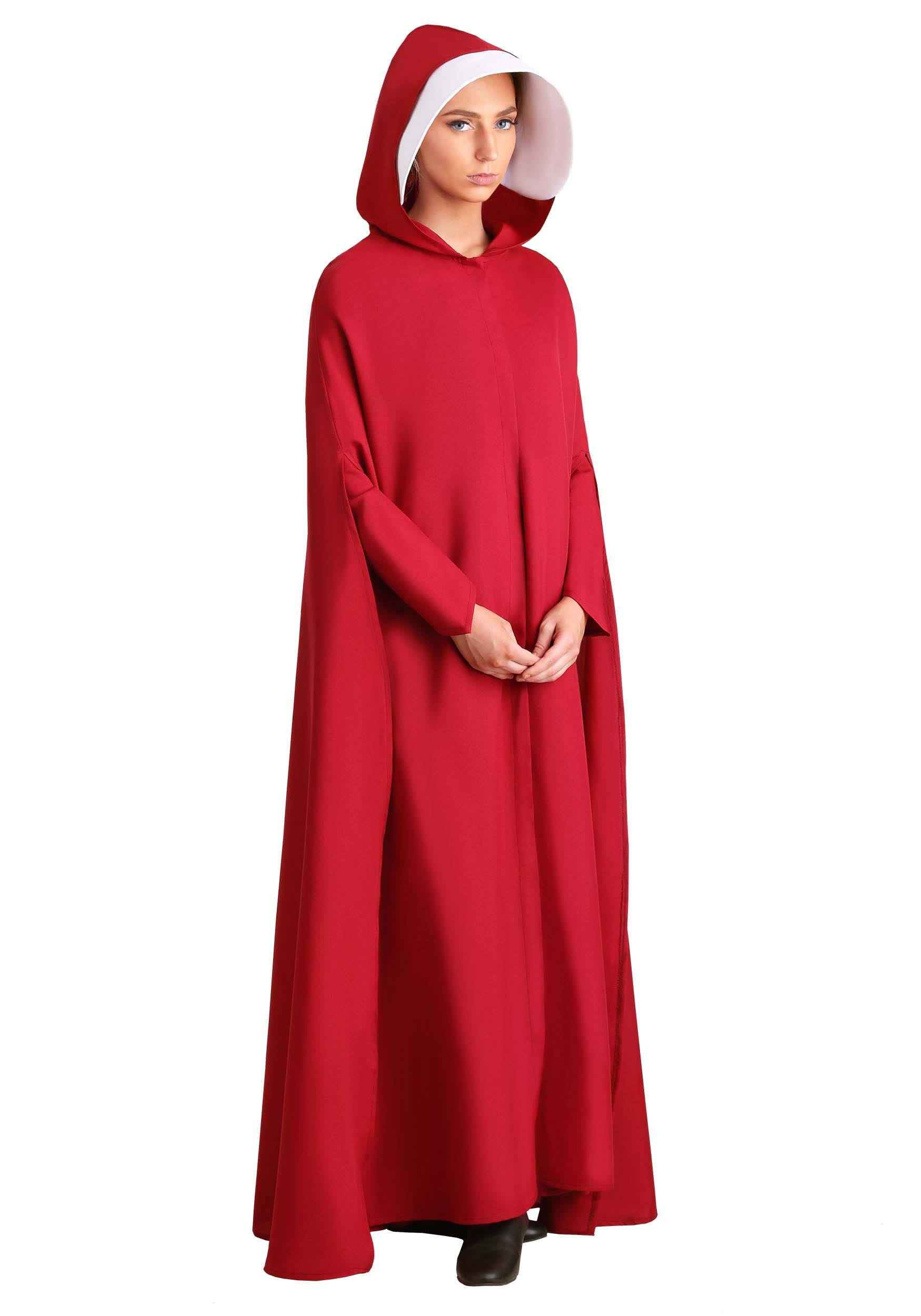Plus Size Handmaid's Tale Costume for Women