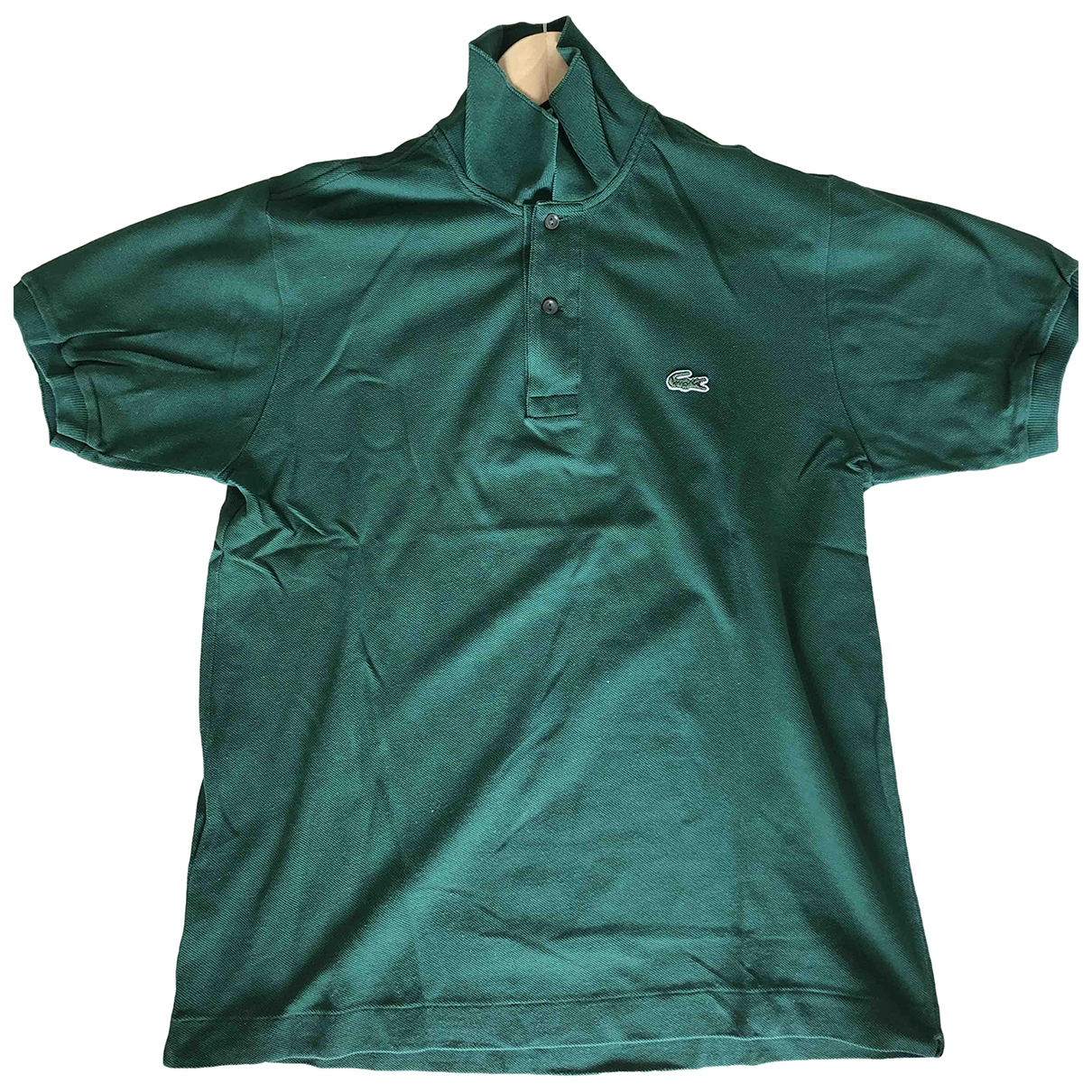 Lacoste \N Green Cotton Polo shirts for Men 3 0 - 6