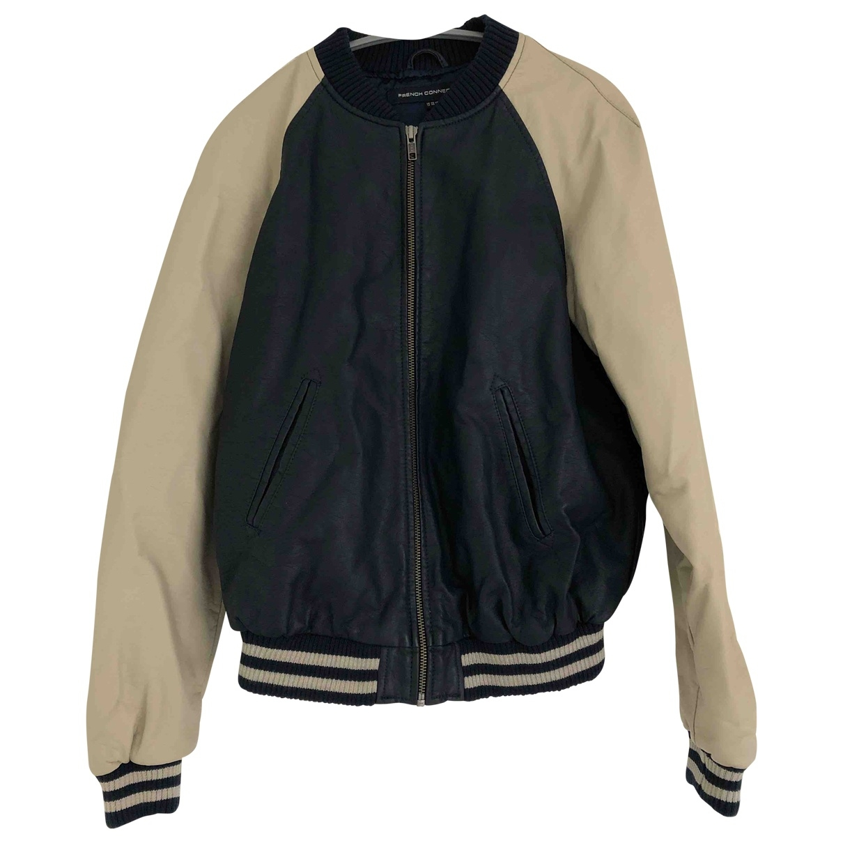 French Connection \N Navy jacket for Women 12 UK