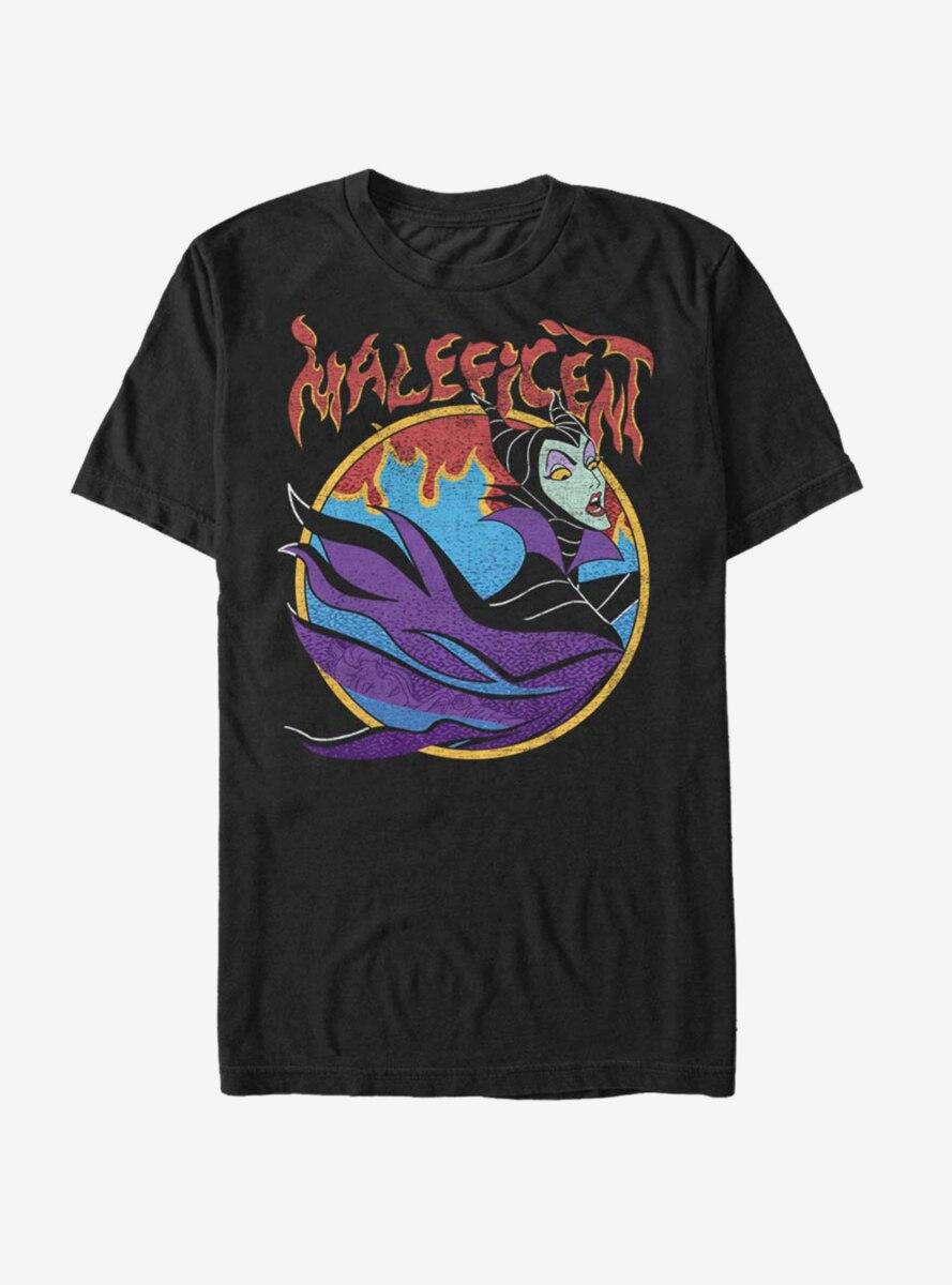 Disney Sleeping Beauty Maleficent Flame Born T-Shirt