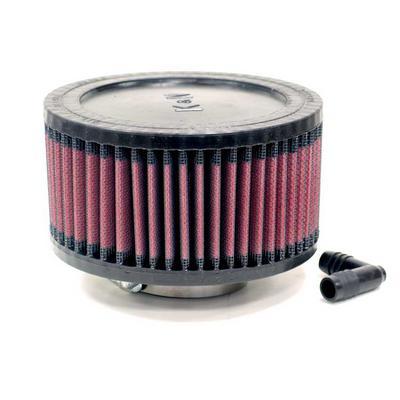K&N Filter Universal Rubber Filter (Natural) - RA-0560