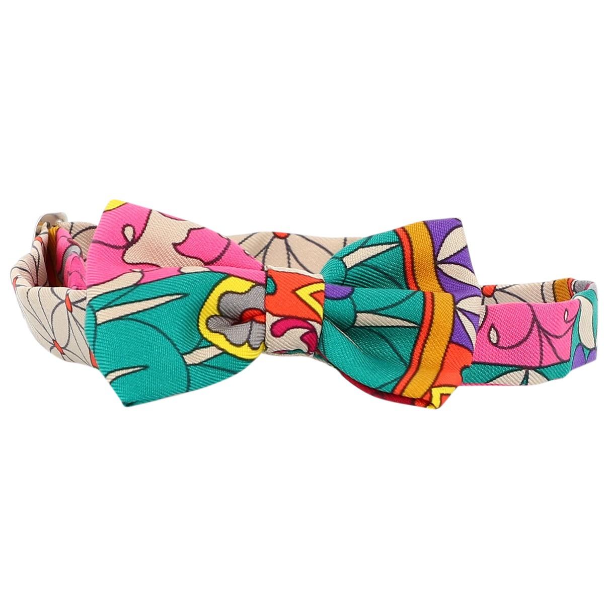Collar de Seda Hermes