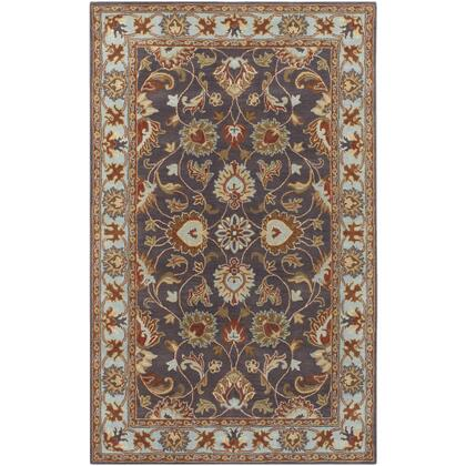 Caesar CAE-1004 4' x 6' Rectangle Traditional Rug in