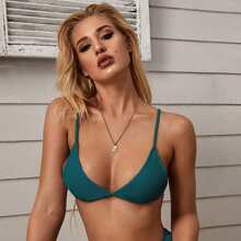Dreieckiger Bikini Top