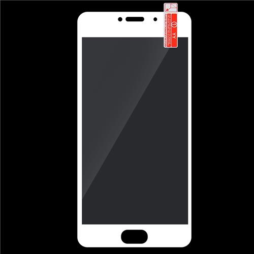 White Xiaomi Mi 5S Tempered Glass 0.33mm Film Screen Film High Quality Membrane Screen Protector