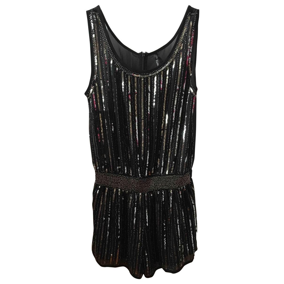 Non Signé / Unsigned \N Black jumpsuit for Women 36 FR