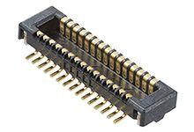 Molex , 55909, 90 Way, 2 Row, Vertical PCB Header (625)