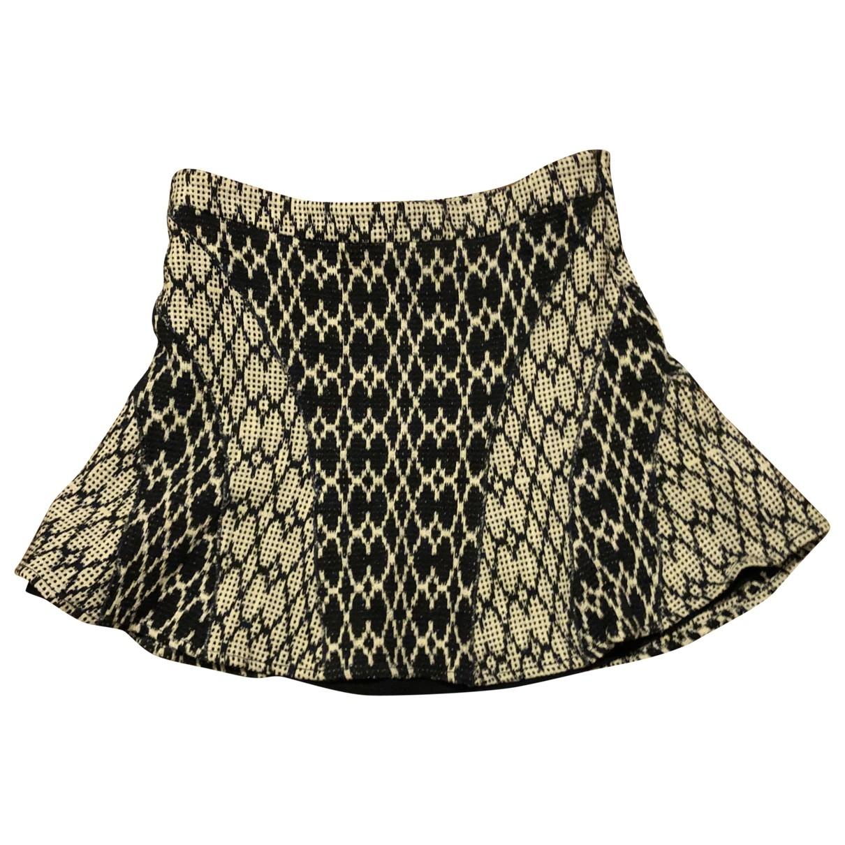 Mini falda 10 Crosby By Derek Lam