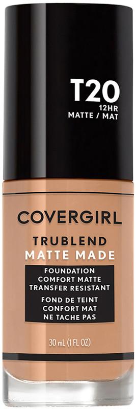 TruBlend Matte Made Liquid Foundation - Soft Honey T20