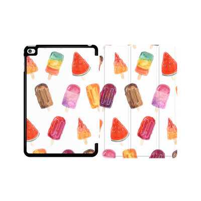Apple iPad mini 4 Tablet Smart Case - Ice Lolly Print von Becky Starsmore