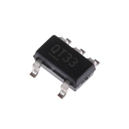 Microchip MIC5225-3.3YM5-TR, LDO Voltage Regulator Controller, 150mA, 3.3 V, ±2% 5-Pin, SOT-23 (25)