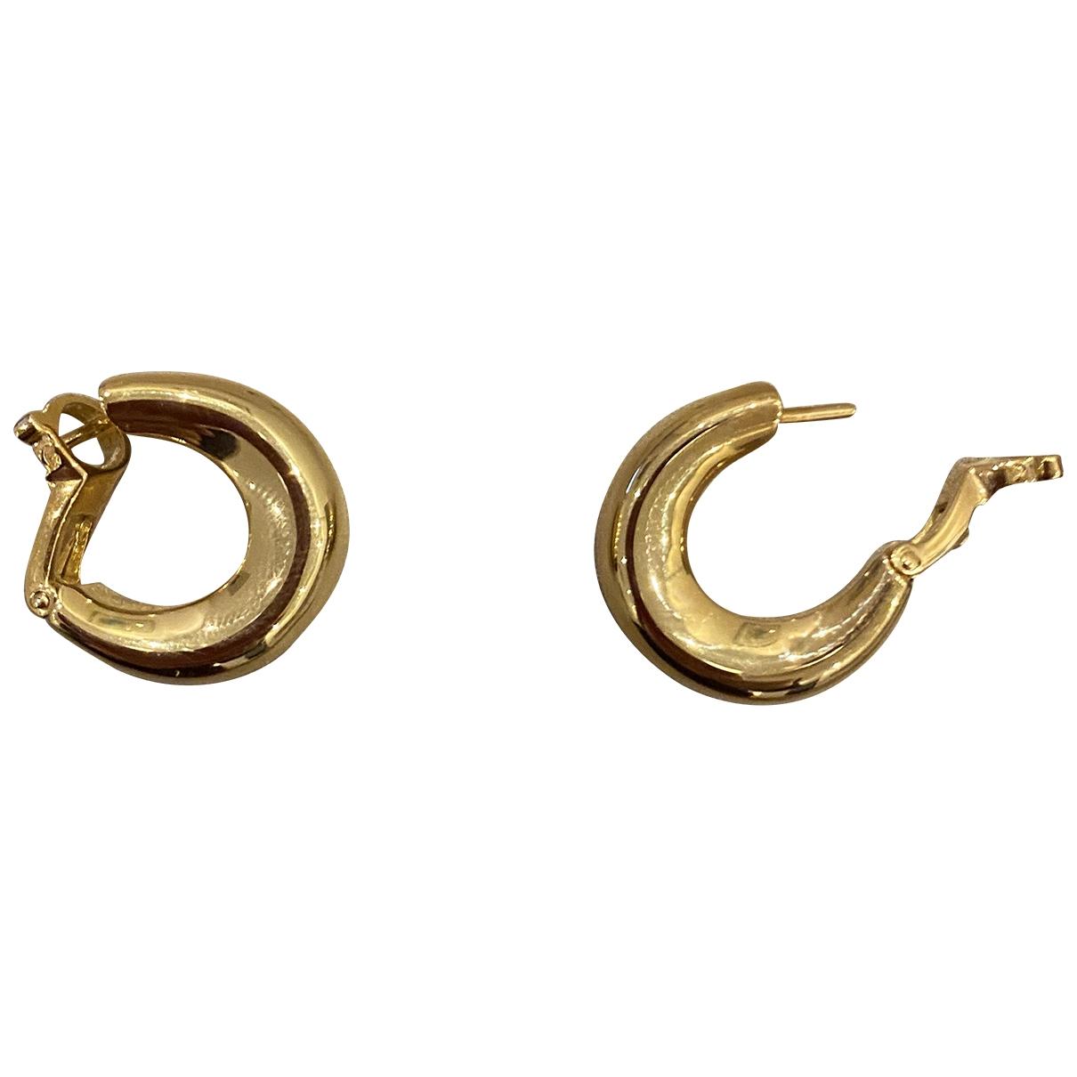 Chaumet Anneau Gold Yellow gold Earrings for Women \N