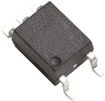 Toshiba P-coupler IC 3.75kVrms 1Mbits/s SO6
