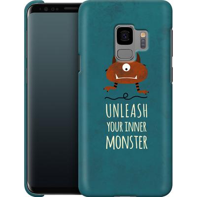 Samsung Galaxy S9 Smartphone Huelle - Unleash Your Inner Monster von Statements