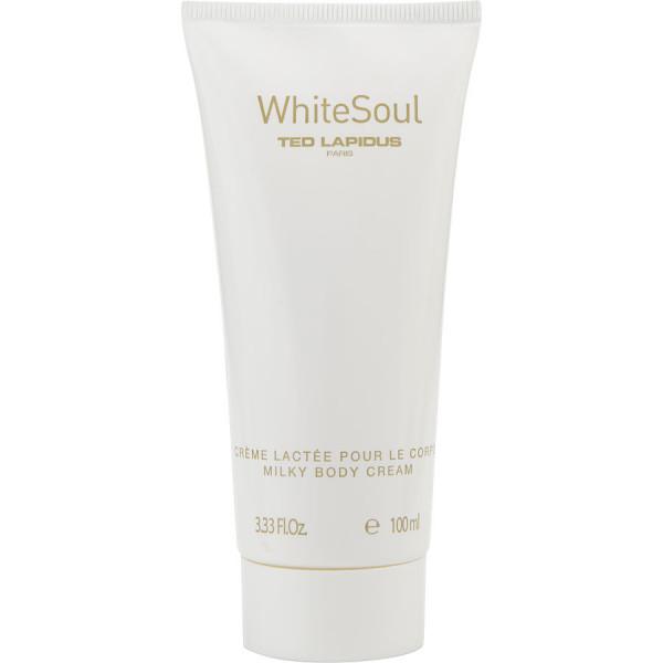 White Soul - Ted Lapidus Crema corporal 100 ml