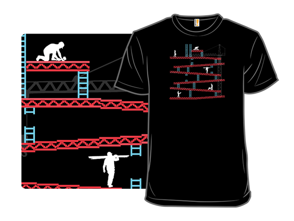 Game Construction T Shirt