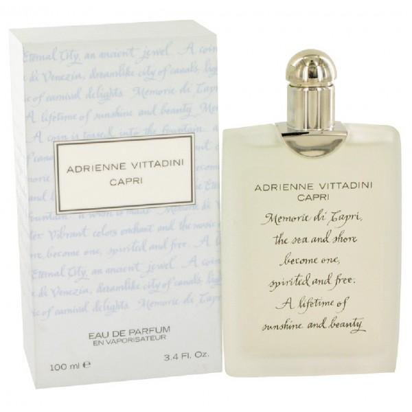 Adrienne Vittadini - Capri : Eau de Parfum Spray 3.4 Oz / 100 ml