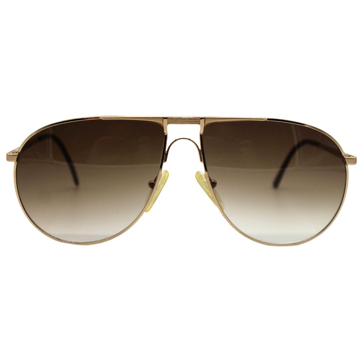 Sergio Tacchini N Gold Metal Sunglasses for Men N