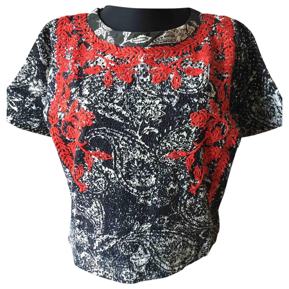 Isabel Marant \N Multicolour Cotton  top for Women 36 FR
