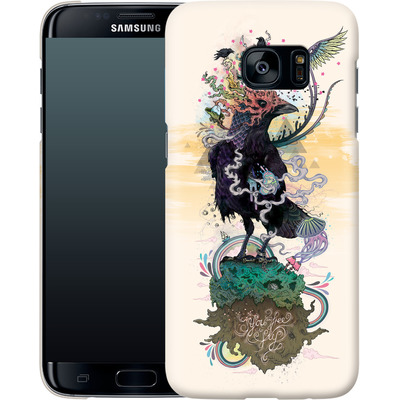 Samsung Galaxy S7 Edge Smartphone Huelle - You Are Free To Fly von Mat Miller