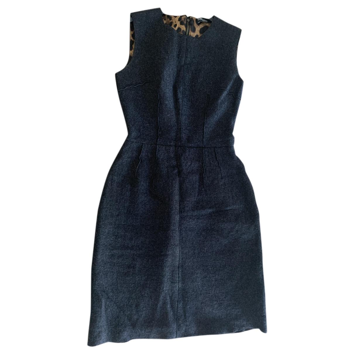 Mini vestido de Lana Dolce & Gabbana
