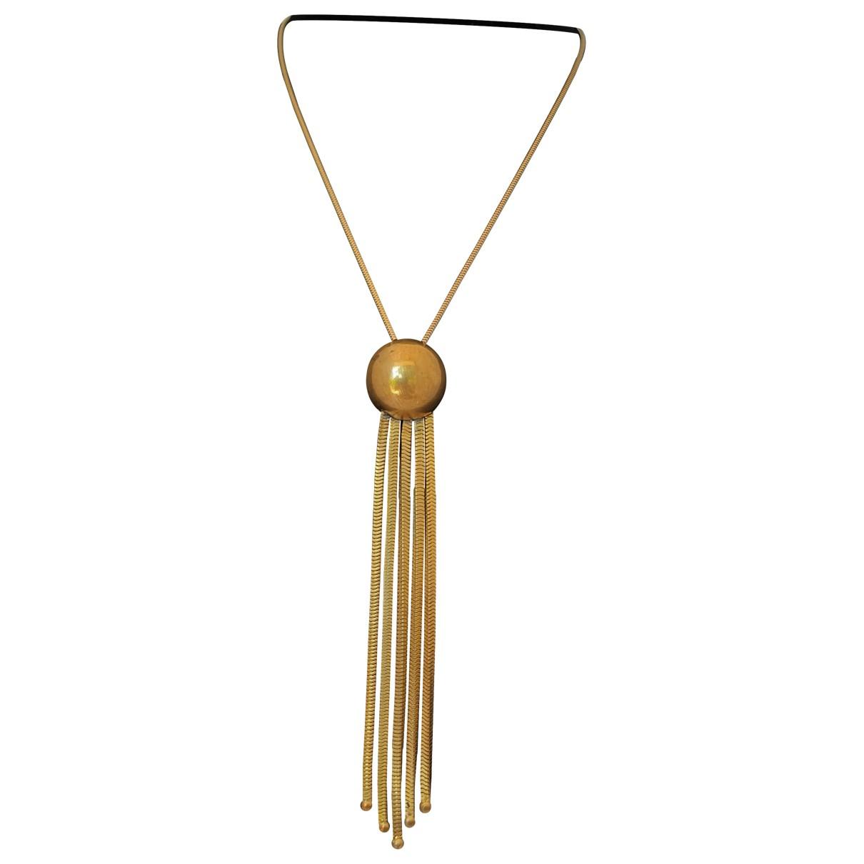 Woloch - Collier   pour femme en metal - dore