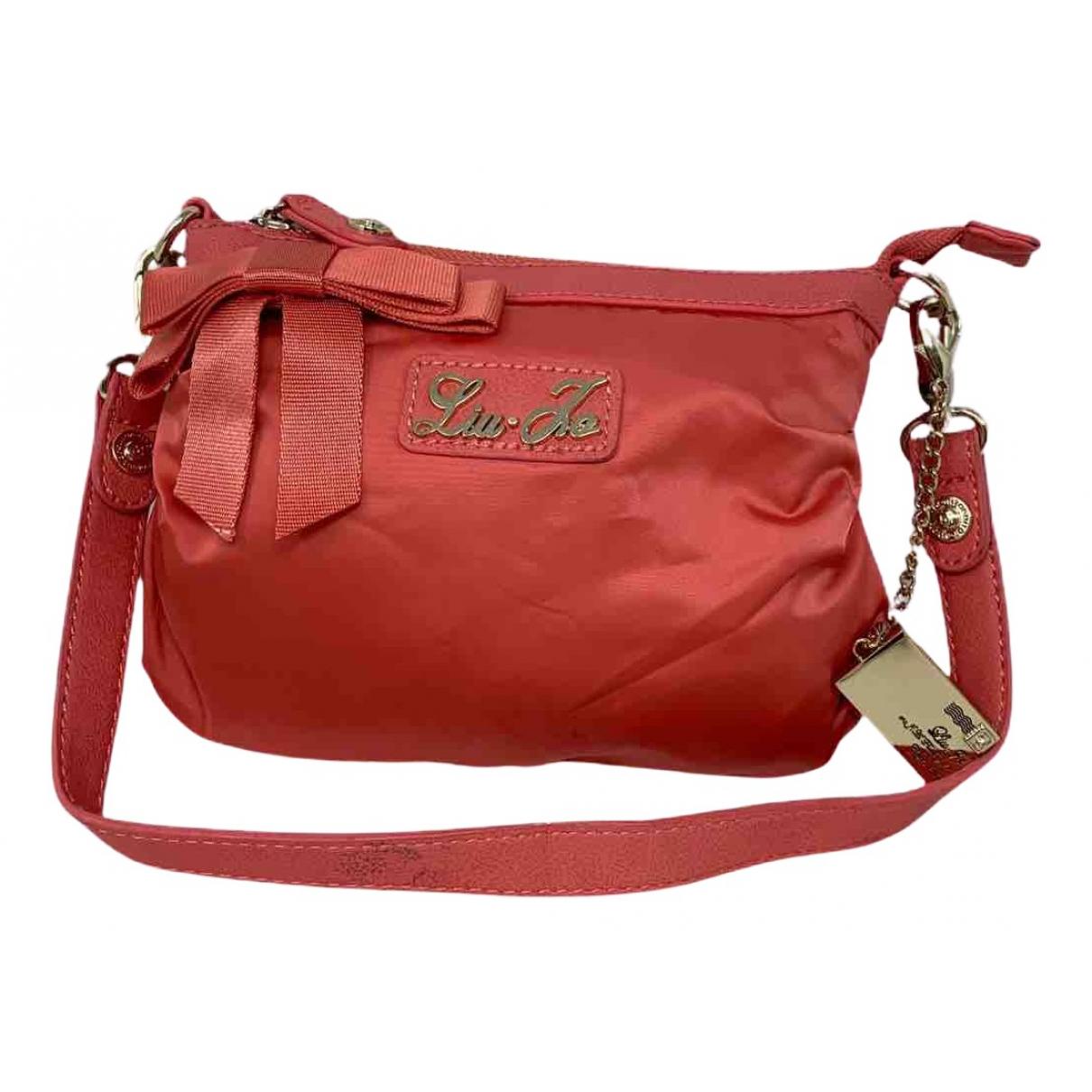 Liu.jo \N Handtasche in  Rosa Leinen