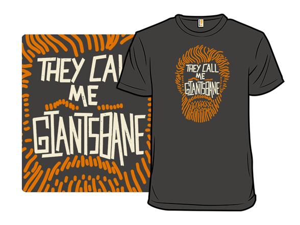 Giantsbane T Shirt
