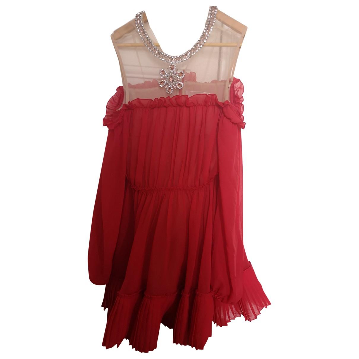 Mini vestido Giambattista Valli X H&m