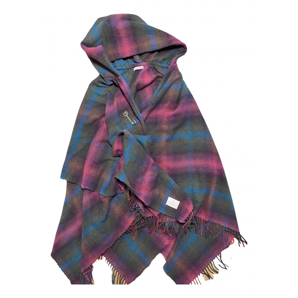 Vivienne Westwood - Veste   pour femme en laine - multicolore