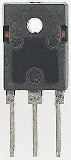STMicroelectronics 1200V 30A, Silicon Junction Diode, 2-Pin DO-247 STTH3012W (5)