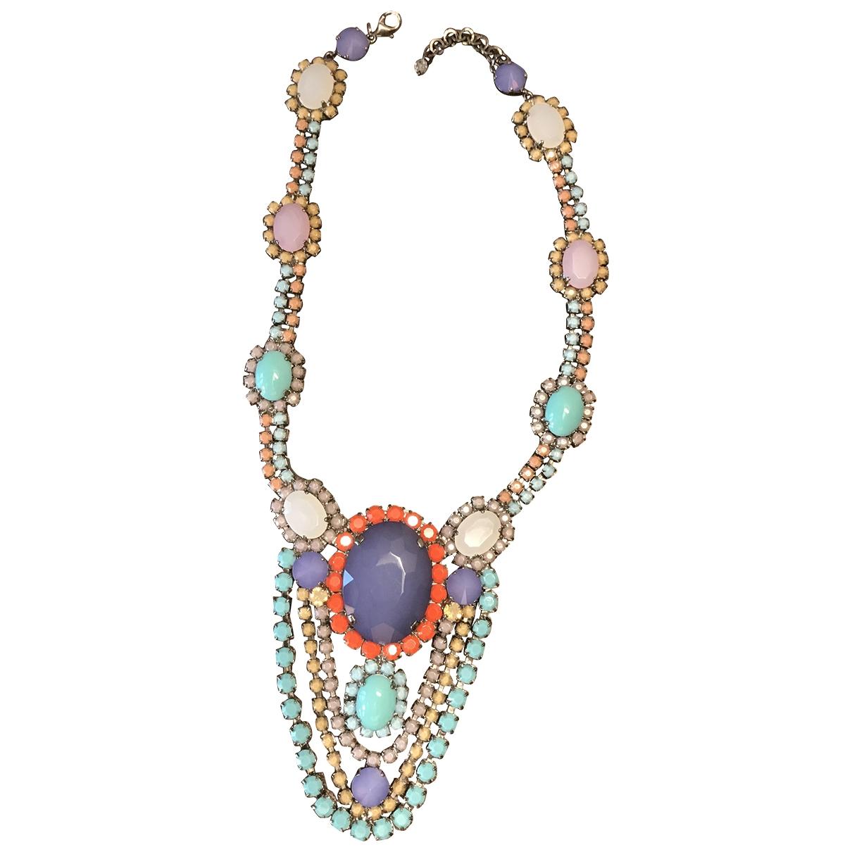 Sharra Pagano - Collier   pour femme en metal - multicolore
