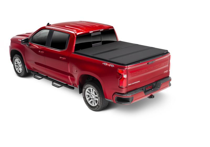 Extang 83658 Solid Fold 2.0 - 20 Silv/Sierra 2500HD/3500HD 8 w/out Factory Side Storage GMC Sierra 2020