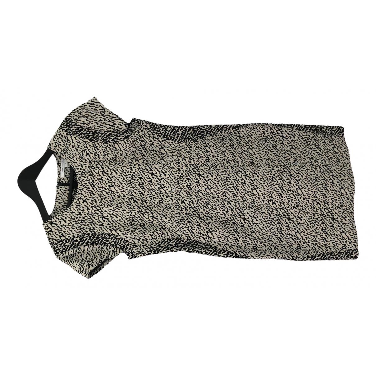 Diane Von Furstenberg \N Cotton dress for Women 10 UK