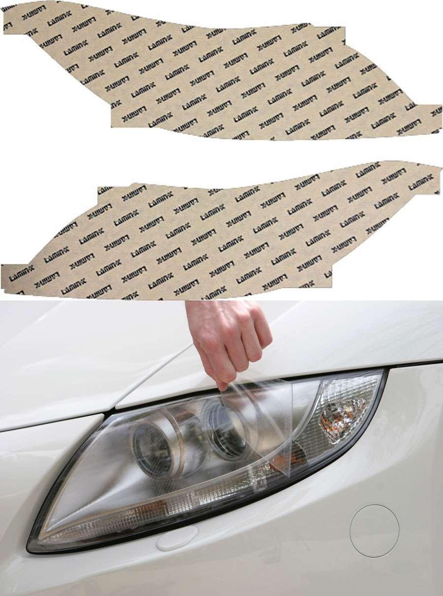 BMW Z4 09-16 Clear Headlight Covers Lamin-X B032CL