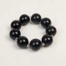 Armband mit runden Perlen