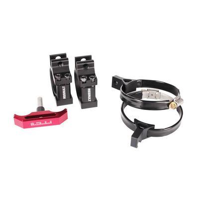 Assault Industries Multipurpose Quick Release Clamp Kit - 1.875
