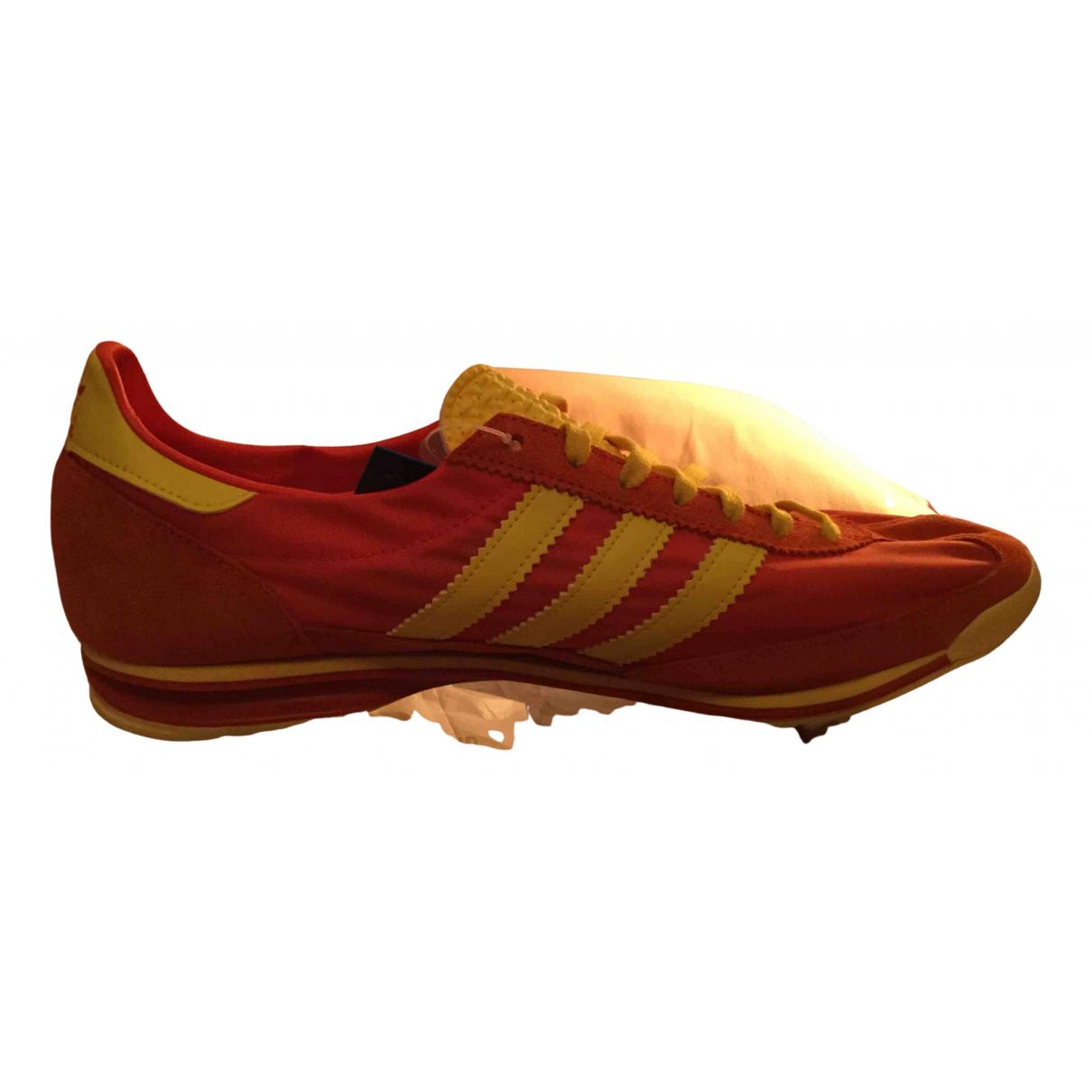 Adidas \N Orange Trainers for Men 10.5 UK