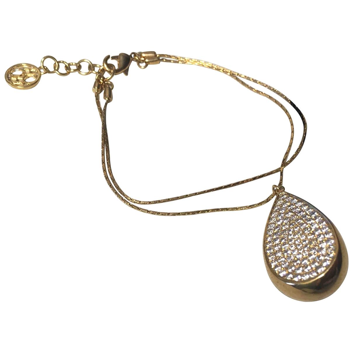 Carolina Herrera \N Gold Gold plated bracelet for Women \N