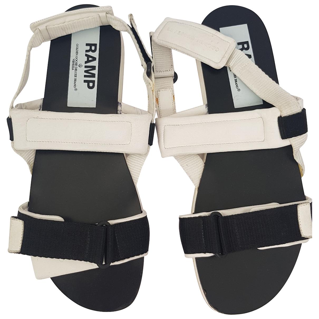 Golden Goose \N Cloth Sandals for Men 43 EU