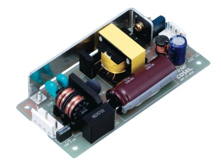 Cosel , 30W Switching Power Supply, 5V dc, Open Frame