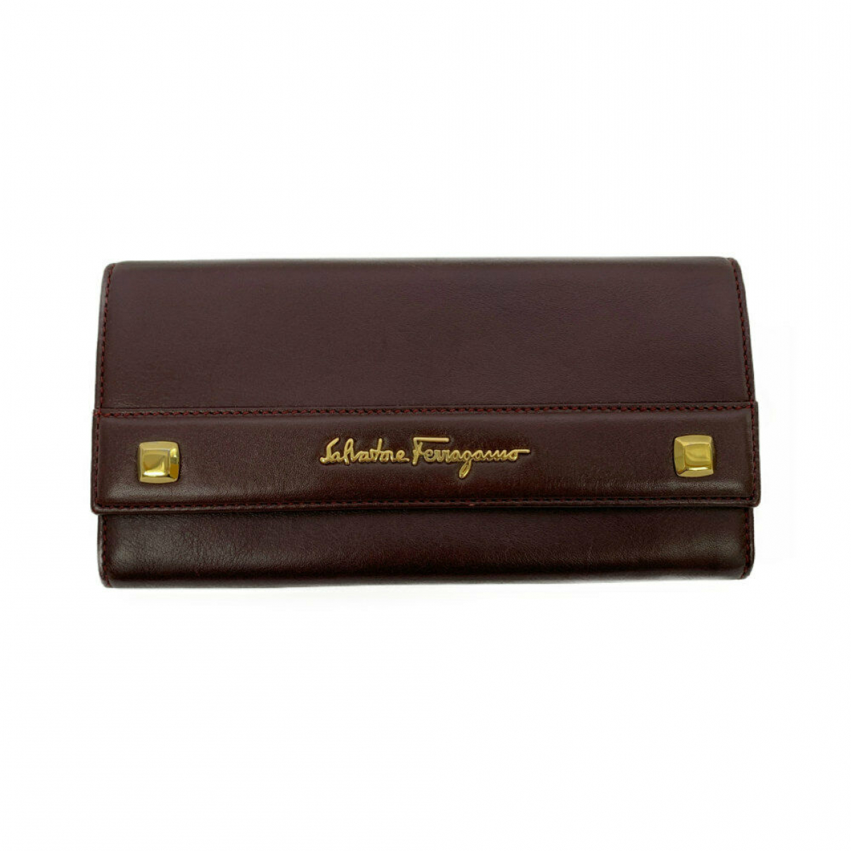 Salvatore Ferragamo \N Leather wallet for Women \N