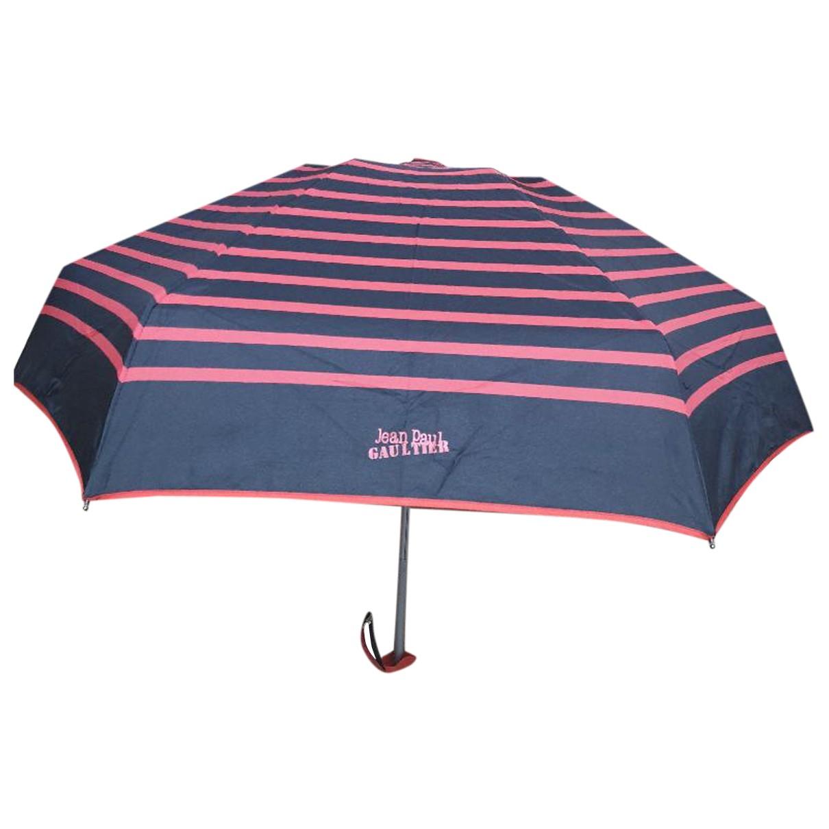 Paraguas Jean Paul Gaultier
