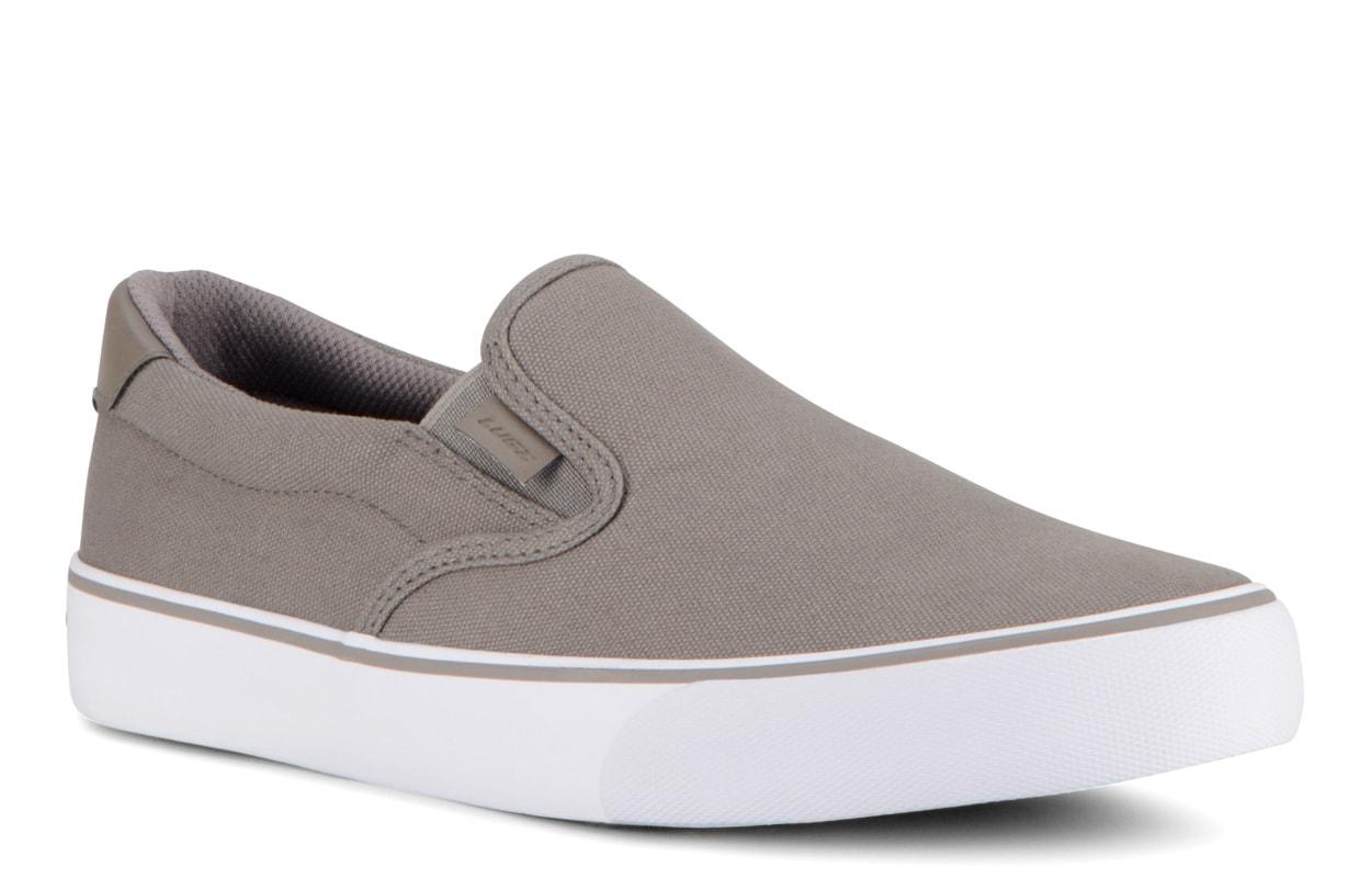 Men's Bandit Oxford Sneaker (Choose Your Color: GREY/WHITE/GREY, Choose Your Size: 7.0)