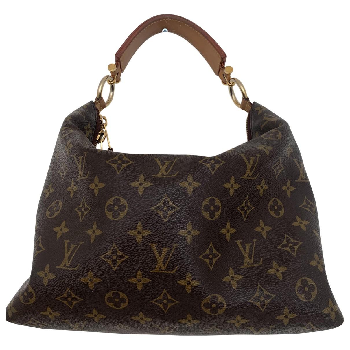 Louis Vuitton Sully Cloth handbag for Women \N